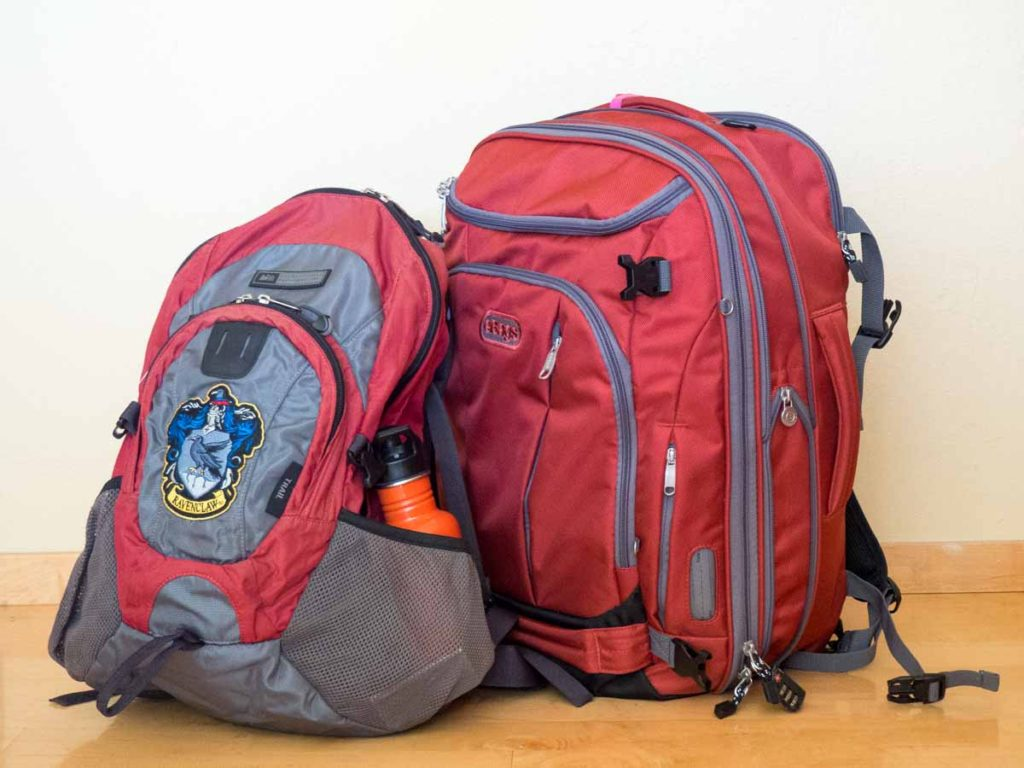Packing List UK Hiking