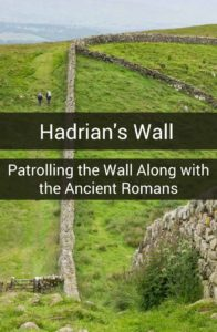 Guarding the old border between England and Scotland, Hadrian's Wall path offers hikers a beautiful way to patrol the England's Roman history