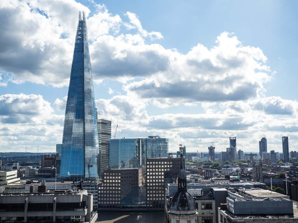 What to do in London: The Shard