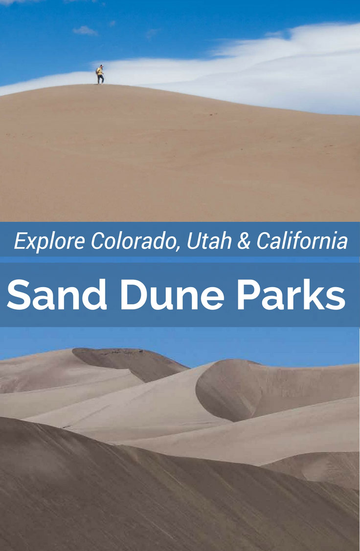 Hit the right parks in the Western USA and discover the austere and incongruous sand dunes of Colorado, Utah and California.