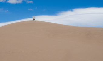 Sand Dunes in Colorado, Utah, California