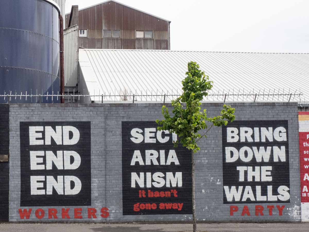 End Sectarian Violence Belfast