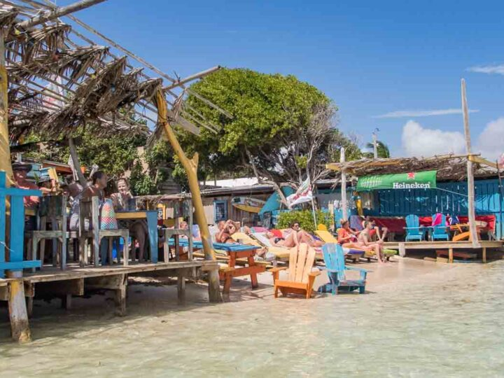 Things to do in Bonaire Jibe City