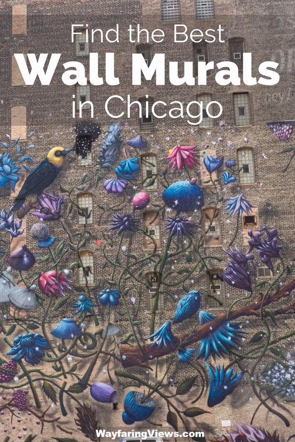 Find the best Chicago wall murals