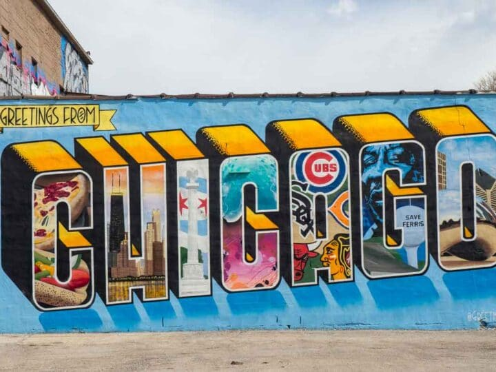 Greetings from Chicago Street Art