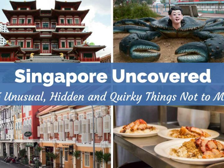 25 Interesting Places in Singapore