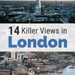 Find the best views in London with this guide to the best sky high spots. Check out things to do in London with the best city views including: The Shard, Tower of London, London Eye, Sky Garden and London city parks and bars