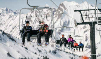 Ski Lift at Alta Ski Resort- Utah Discount Ski Tickets