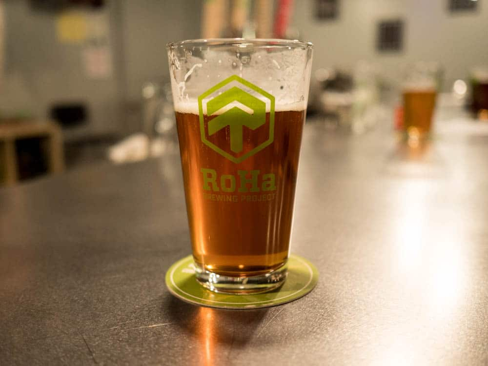 RoHa Brewing Project in Salt Lake City