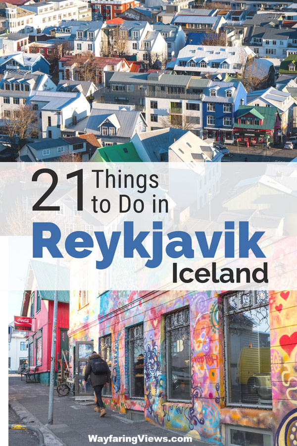 21 of the coolest things to do in Reykjavik Iceland. Find quirky museums, street art, Viking history and the best food in Reykjavik.