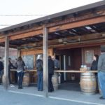 Guerneville Iron Horse winery