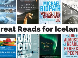 Books on Iceland Reading List