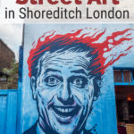 Shoreditch Brick Lane street art tour