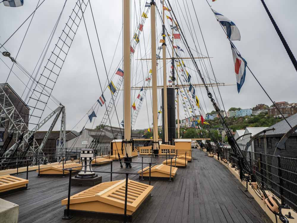 Top things to do in Bristol: SS Great Britain