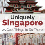 Go deeper in Singapore with this list of 25 unique things to to there. Go deeper with Singapore food, cool hotels, offbeat attractions and interesting museums.