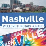 Weekend guide to Nashville three day itinerary
