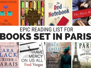 Epic reading list for the best Books set in Paris