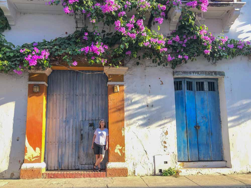 colombia Cartagena in the morning