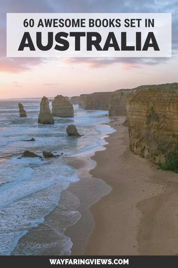 60 awesome Australian books with 12 apostles landscape