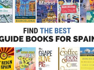 Spain Travel Guide Books