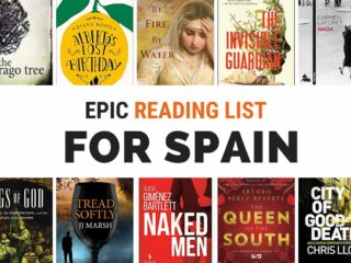 Books set in Spain reading list