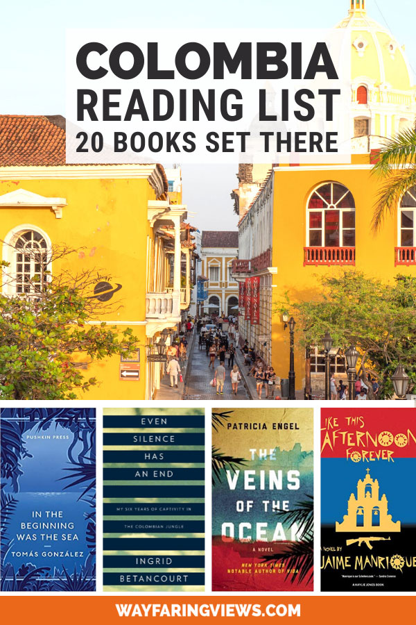 Colombia reading list: 20 Books about Colombia