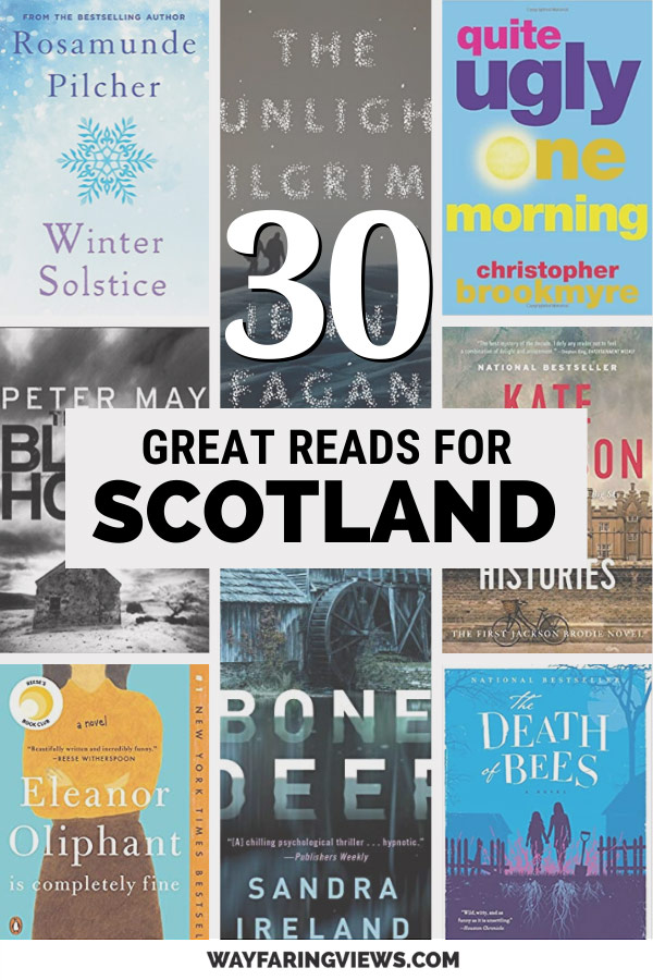 30 great books for Scotland