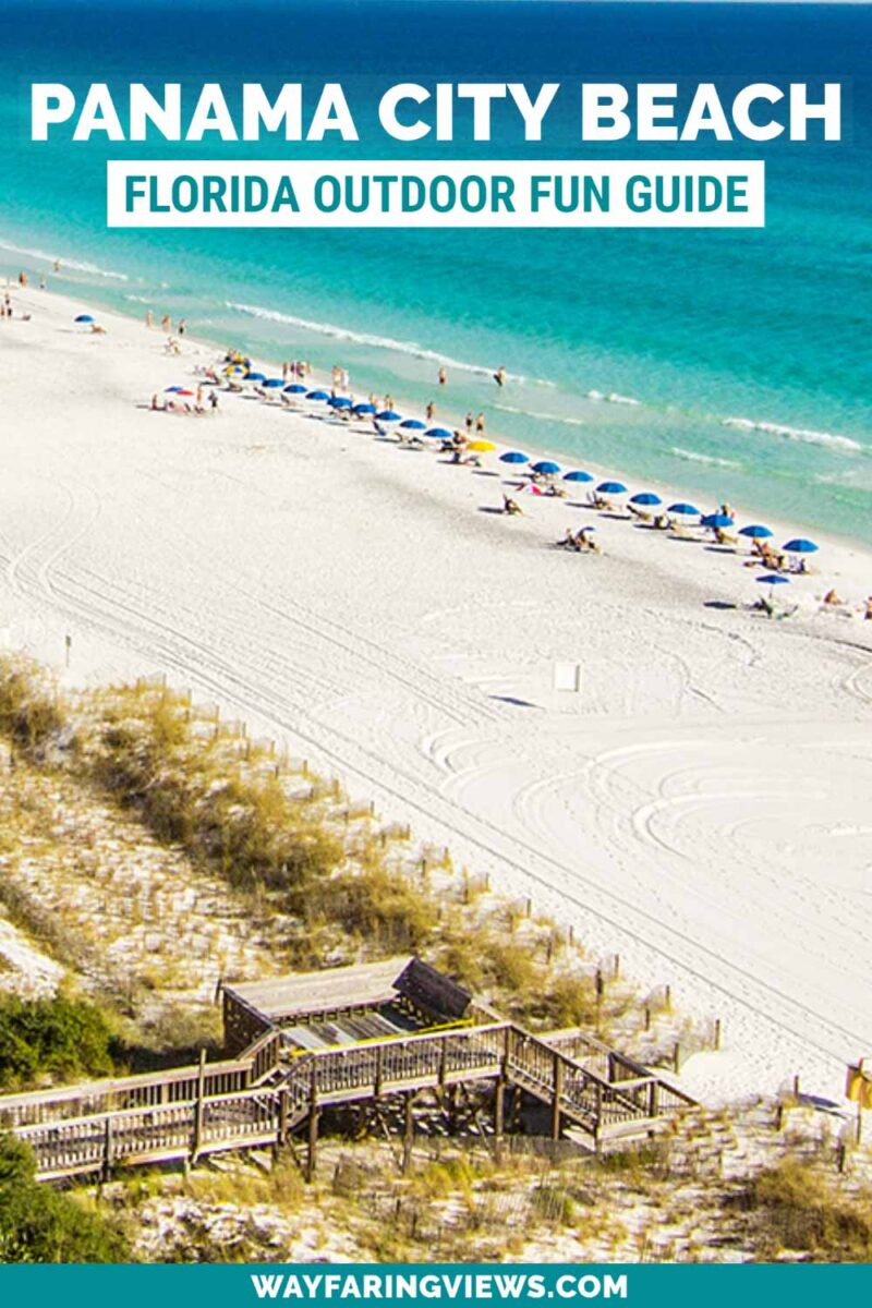 Panama City Beach outdoor activities guide
